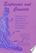 Empresses and Consorts
