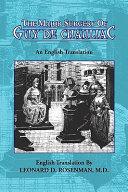 The Major Surgery of Guy de Chauliac