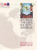 Pdf Orissa Society of Americas 28th Annual Convention Souvenir Telecharger