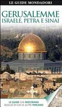 Guida Turistica Gerusalemme, Israele, Petra e Sinai Immagine Copertina