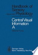 Central Processing of Visual Information A  Integrative Functions and Comparative Data