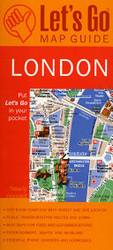 Let s Go Map Guide London  4th Ed