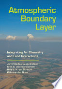 Atmospheric Boundary Layer Book