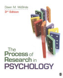 The Process of Research in Psychology + Psychological Research + An Easy Guide to APA Style