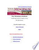Yourmenopausehandbook Content Pdf