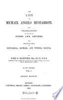 The Life of Michael Angelo Buonarroti