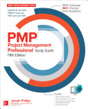 PMP Project Management Professional Study Guide  Fifth Edition