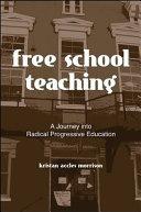 Free School Teaching