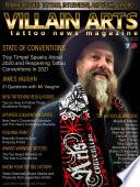 Villain Arts Tattoo News Magazine