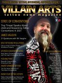 Villain Arts Tattoo News Magazine [Pdf/ePub] eBook