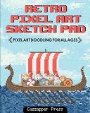 Retro Pixel Art Sketch Pad