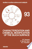 Characterization and Chemical Modification of the Silica Surface