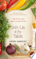 Join Us at the Table Book PDF