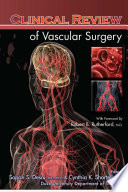 Clinical Review Of Vascular Surgery B W  Book PDF