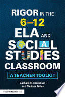 Rigor in the 6   12 ELA and Social Studies Classroom
