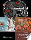 """""""Bonica's Management of Pain"""" by Jane C. Ballantyne, Scott M. Fishman, James P. Rathmell"""