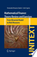Mathematical Finance  Theory Review and Exercises