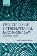 Principles of International Economic Law [Pdf/ePub] eBook