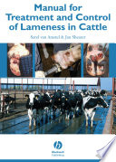 Manual for Treatment and Control of Lameness in Cattle Book