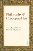 Philosophy and Conceptual Art Book