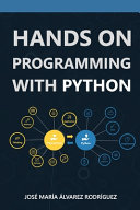 Hands on Programming with Python