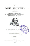The Family Shakspeare in One Volume