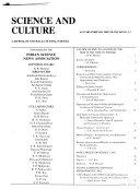 Science   Culture Book