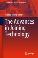 The Advances in Joining Technology Pdf/ePub eBook