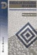 Manual de sociología de la salud