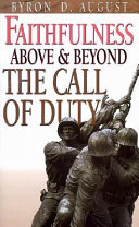 Pdf Faithfulness Above and Beyond the Call of Duty