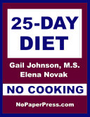 25 Day No Cooking Diet