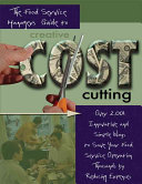 The Food Service Manager's Guide to Creative Cost Cutting