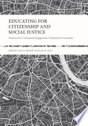 Educating for Citizenship and Social Justice