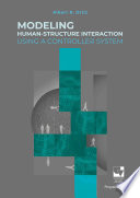 Book cover for MODELING HUMAN-STRUCTURE INTERACTION USING A CONTROLLER SYSTEM