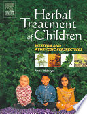 Herbal Treatment Of Children Book