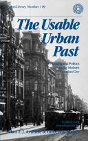 The Usable Urban Past