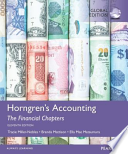 Horngren's Accounting, the Financial Chapters, Global Edition