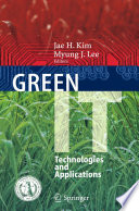 Green IT  Technologies and Applications