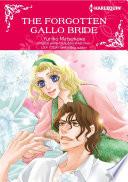 The Forgotten Gallo Bride Book