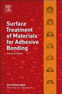 Surface Treatment of Materials for Adhesive Bonding Book