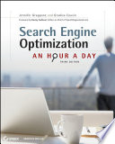 """Search Engine Optimization (SEO): An Hour a Day"" by Jennifer Grappone, Gradiva Couzin"