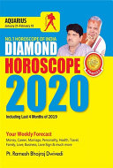 Diamond Horoscope 2020 - Aquarius