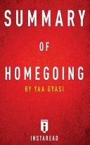 Summary of Homegoing