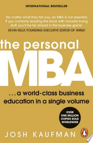 Free Download The Personal MBA PDF - Writers Club