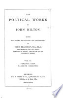 Poetical Works Book