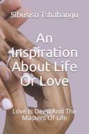 An Inspiration About Life Or Love Book PDF