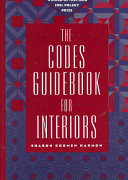 The Codes Guidebook for Interiors Book PDF