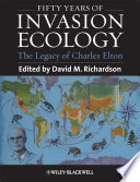 Fifty Years Of Invasion Ecology Book PDF