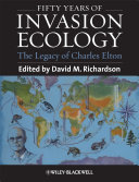 Pdf Fifty Years of Invasion Ecology