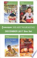 Harlequin Heartwarming December 2017 Box Set